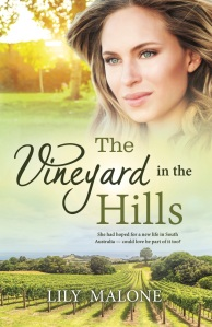 The Vineyard In The Hills cover