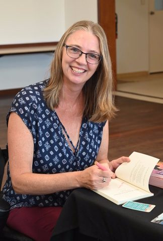 Lily Malone – Author